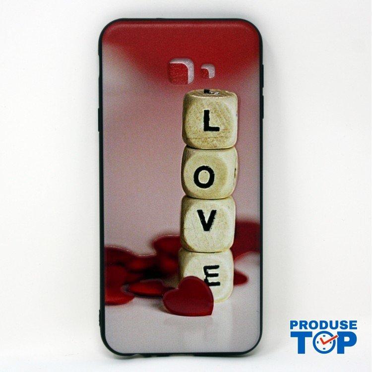 Husa Samsung Galaxy 4+ Imprimeu Love